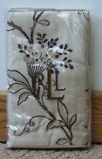 Ralph Lauren Plage D'or floral Standard Pillow Sham(s)