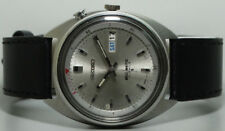 Vintage Seiko Bellmatic Alarm Automatic Day Date Used Wrist Watch S851 Antique