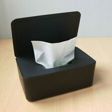 Facial Towel Box Napkin Holder Home Office Car Dry Wet Tissue Dispenser