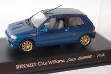 ALTAYA RENAULT CLIO WILLIAMS SWISS CHAMPION 1996 1/43