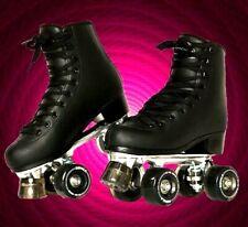 Impala Quad Sidewalk Roller Skates - Black *Size 5* Ships Next Day