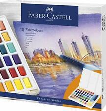 Watercolour Paints, Multi, 48