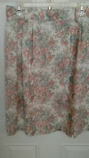 New Ladies 15/16 Floral Skirt,  From F