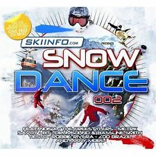 Snow Dance 002 by Various Artists (CD, Feb-2012, 2 Discs, Black Hole Recordings