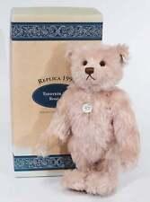 STEIFF Original Teddybär 1927, Rosé 48, Nr. 04108, Replik von 1994