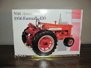 Ertl 1:16 Scale 1956 Farmall 450 50th Anniversary Commemorative Edition