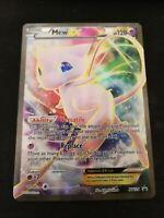 Xy126 Xy125 Pokemon Mew Ex + Mewtwo Ex Super Premium Ex Promo Karten