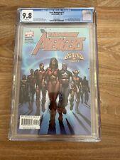 New Avengers #7 CGC 9.8 1st Appearance Illuminati