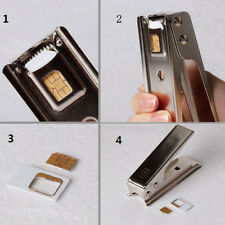 Standard Micro SIM Card to Nano SIM Card Cut Cutter Smart Phone Cutter Tool CO