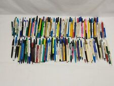 Vintage Advertising Pen Lot Local Business Advertisement 20 Pens RANDOM GRAB