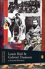 Louis Riel and Gabriel Dumont (Extraordinary Canadians)-ExLibrary