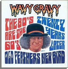 Wavy Gravy - Old Feathers, New Bird - New, Sealed 1988 Relix Comedy LP Record!