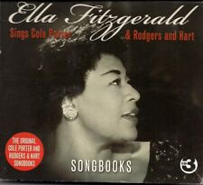 ELLA FITZGERALD (Sings Cole Porter & Rodgers and Hart) 3 CD´s