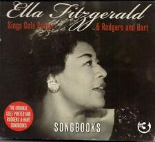 ELLA FITZGERALD (Sings Cole Porter & Rodgers and Hart) 3 CD´s Envio 1-4 Cd´s 4eu