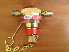 SWP ri-setable FUEL GAS FLASHBACK ARRESTOR NUOVO CON SCATOLA Part Number 1247 GRATIS UK P & P