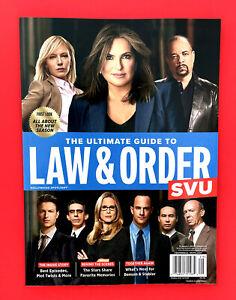 THE ULTIMATE GUIDE TO LAW & ORDER SVU 2021 Hollywood Spotlight Mariska Hargitay