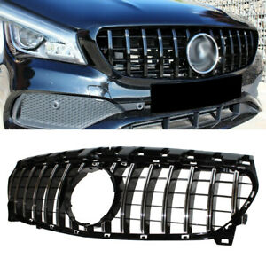 For Mercedes Benz W117 CLA250 2013-2016 2014 15 Front Bumper Grille Grill GT-R