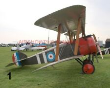 1 X SOPWITH CAMEL DOVE PUP PHOTOGRAPH