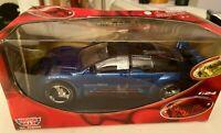 MotorMax 1997 Pontiac Rageous BLUE 1:24 Scale Diecast Metal Model Car NIB