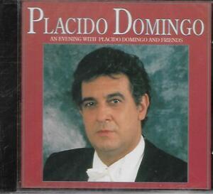 Placido Domingo - An Evening With Placido Domingo (1993 CD Album)