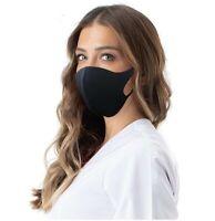2 x Mund Nasen Gesichts Abdeckung Gesichtsmaske befehlmaske Waschbar Unisex