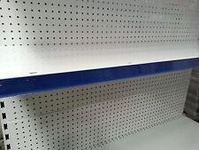 50x data strips L1200xH30 price label holder retail gondola supermarket shelving