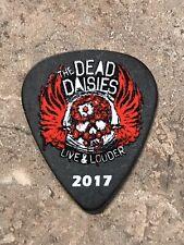 The Dead Daisies-David Lowy-6/18/17 Graspop Metal Meeting Guitar Pick-Super Rare