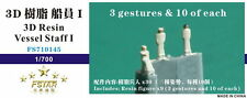 Five Star Models 1/700 3D Resin Vessel Staff I
