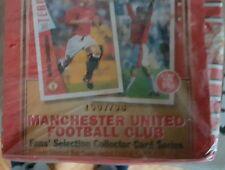 FUTERA MANCHESTER UNITED 1997/98 SEALED BOX