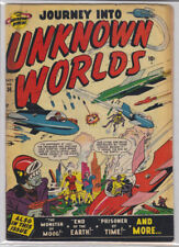 JOURNEY INTO UNKNOWN WORLDS # 36