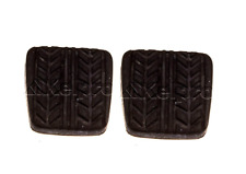 Toyota Corolla brake & clutch pedal pad kit suits ZZE122R ZZE123R 12/2001 on
