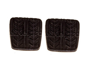 brake & clutch pedal pad kit FITS Toyota Corolla ZZE122R ZZE123R 12/2001 on