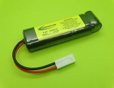 8.4V 1600 MINI BATTERY FITS AIRSOFT TM M4 AUG P90 / 1607A / MADE IN USA