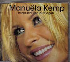 Manuela Kemp-In Het Liocht Van Jouw Ogen cd maxi single