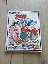 ZORRYKID ALL'ARREMBAGGIO - JACOVITTI - I ED. 1975 I GIGANTI DEL FUMETTO BUR