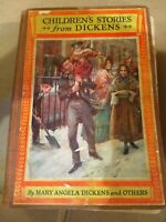 Children's Stories From Dickens By Mary Angela Dickens McKay Books 1946