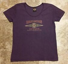 "1995 Vintage Harley-Davidson Southside Virginia Beach Shirt -Sz XL 17"" x 24"" USA"