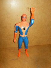 ancienne figurine vintage - ENERGIZED SPIDERMAN 33cm - REMCO 1978 marvel