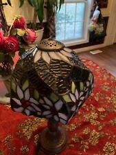 """Tiffany lamp 14"""" HEIGHT"""