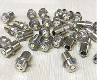 P13.5S Led Flashlight Replacement Bulb Emergency Work Light Cold White  3V4.5V6V