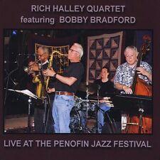 Live At The Penofin Jazz Festival - Rich Halley (2011, CD NUEVO)