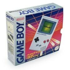 GameBoy - Konsole #grau Classic 1989 DMG-01- Basic Set (in kleiner OVP)