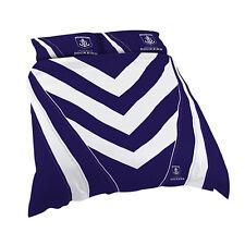 Melbourne Demons AFL DOUBLE Bed Quilt Doona Duvet Cover Set NEW 2018* Xmas GIFT