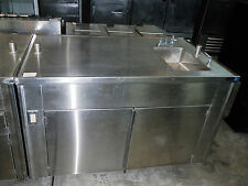 Work Prep Station Sink With Hot Water Heater Portable