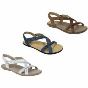 Earth Spirit Easton Ladies Sandals in Various Colours