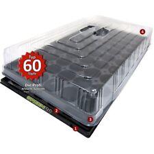 Hydroponik 60 Zimmergewächshaus XL Pro mit automatischer Bewässerung