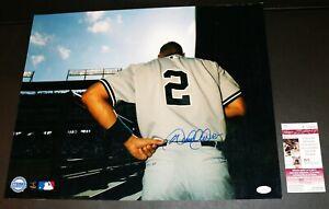 ⭐ Derek Jeter Autographed Authentic JSA Certified 16x20 Photo Poster Steiner ⭐