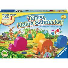 Ravensburger Tempo, kleine Schnecke!, Brettspiel