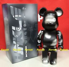 Medicom Be@rbrick 2015 Unkle Black 400% Daydreaming Bearbrick 1pc