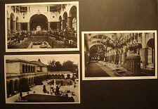 Lot alte AK Postkarten  ca. 1910: Kur- Bad Kissingen